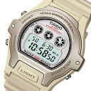 CASIO (Casio) LW-202H-8A/LW202H-8A standard digital beige lady's watch watch