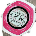 CASIO (CASIO) LWS-200H-4A/LWS200H-4A sports digital solar powered Pink ladies watch watches