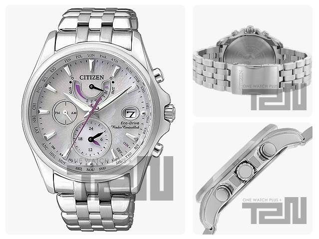 CITIZEN/シチズン FC0010-55D EcoDrive/エコドライブ 電波時計 メンズウォッチ 腕時計