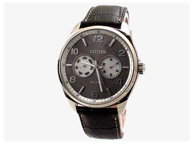 CITIZEN/シチズン AO9020-09H EcoDrive/エコドライブ ソーラー メンズウォッチ 腕時計