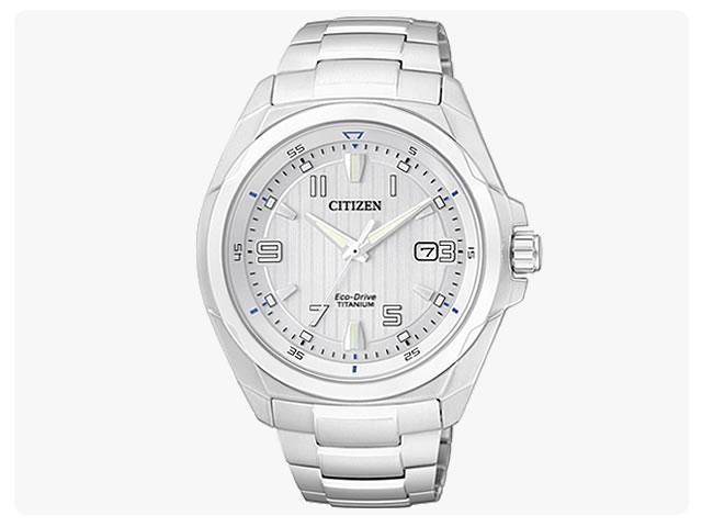 CITIZEN/シチズン BM6880-53B EcoDrive/エコドライブ チタン メンズウォッチ 腕時計