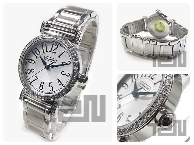 COACH (コーチ) 14501723 New Madison レディースウォッチ 腕時計