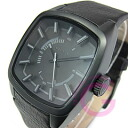 DIESEL (diesel) DZ1529 leather belt casual men watch watch