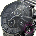 Metal belt (diesel) DIESEL DZ4180 chronograph Black Watch