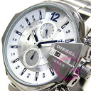 DIESEL (diesel) DZ4181 chronograph metal belt watch