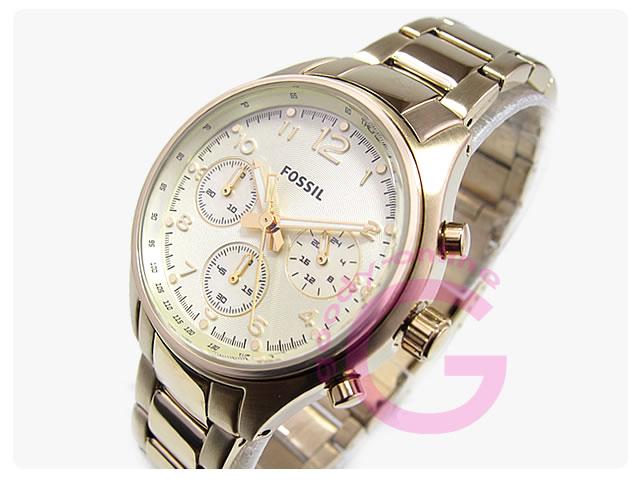 FOSSIL (フォッシル) CH2791 クロノグラフ カジュアル メンズウォッチ 腕時計