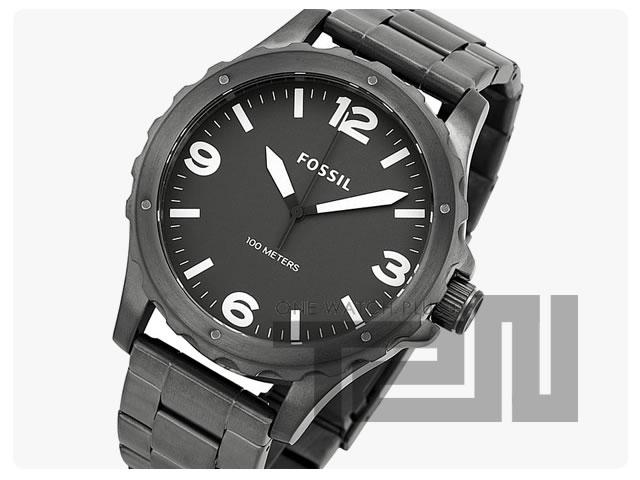 FOSSIL (フォッシル) JR1457 Nate/ネイト クロノグラフ メンズウォッチ 腕時計