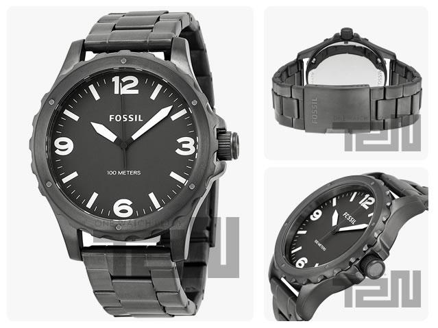 FOSSIL (フォッシル) JR1457 Nate/ネイト メンズウォッチ 腕時計