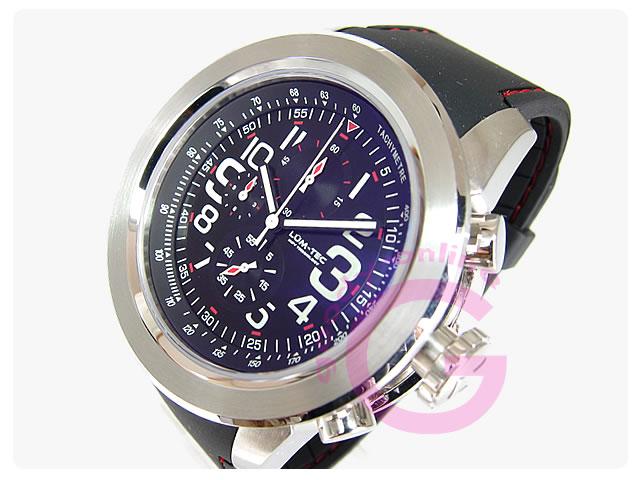 LUM-TEC(ルミテック) LZ6 LUMZILLA クロノグラフ Miyota OS10ムーブメント搭載 腕時計