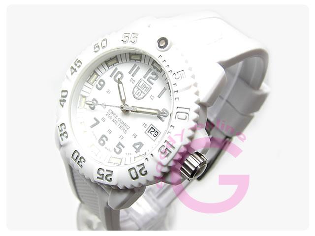 LUMINOX(ルミノックス)ネイビーシールズ 7057 WO カラーマークシリーズ ミリタリー レディースウォッチ 腕時計