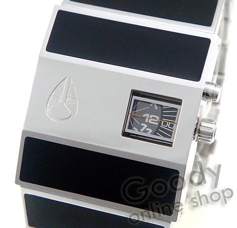 腕時計【NIXON THE ROTOLOG (ニクソン ロトログ) A028-000 ブラック メンズ 腕時計】
