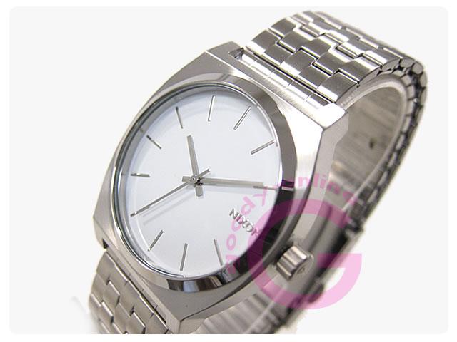 NIXON(ニクソン) A045-100/A045100 タイムテラー メタルベルト ユニセックスウォッチ 腕時計