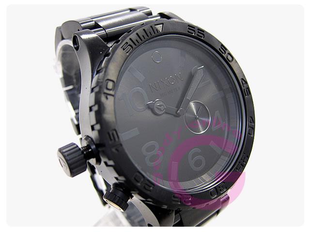 NIXON(ニクソン) A057-001/A057001 51-30 メタルベルト ユニセックスウォッチ 腕時計