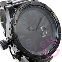 NIXON THE 51-30 Tide SS ( Nixon フィフティワン thirty ) A057-001/A057001 black 300 m water resistant watch