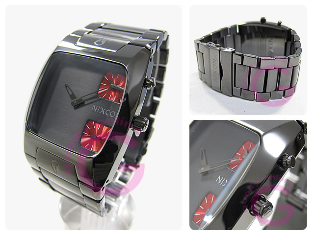 NIXON(ニクソン) A060-131/A060131 BANKS/バンクス メンズウォッチ 腕時計