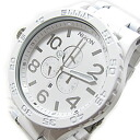 51-30 NIXON (Nixon) THE A083-1255/A0831255 white chronograph 300m waterproofing men watch watch