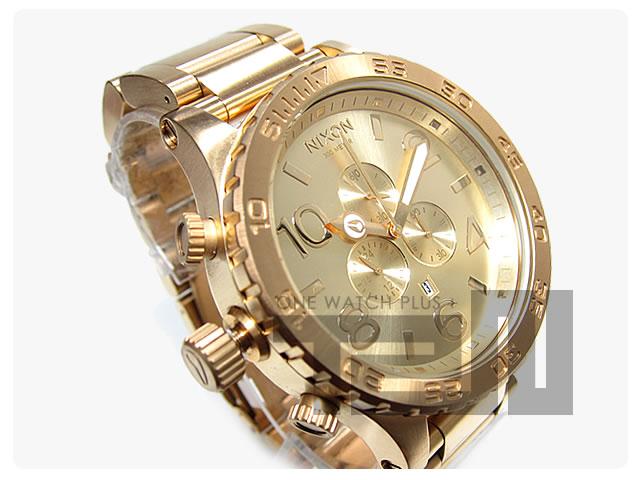 NIXON(ニクソン) THE 51-30 A083-502/A083502 クロノグラフ メンズウォッチ 腕時計