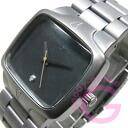 NIXON (Nixon) THE PLAYER / players A140-680/A140680 diamond index gunmetal metal belt watch