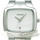 NIXON THE PLAYER (Nixon player) A140-130 SILVER/ silver men watch