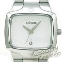 NIXON THE PLAYER (Nixon player) A140-130 SILVER/ silver men watch