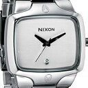 NIXON THE PLAYER (Nixon player) A140-100 white men watch watch