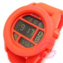 NIXON (Nixon) A197-1156/A1971156 UNIT / unit digital neon Orange mens watch
