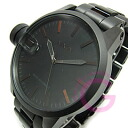 NIXON (Nixon) A198-1061/A1981061 SS CHRONICLE and Chronicle inverse Crown matte black / Dark Tortoise watch