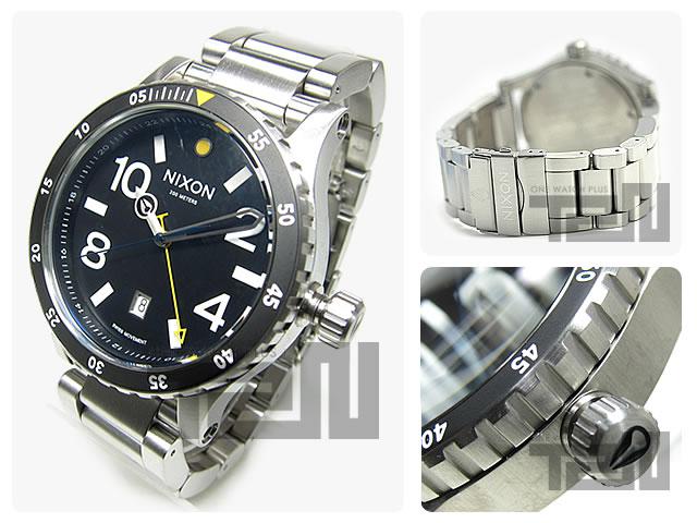 NIXON(ニクソン) DIPLOMAT SS ディプロマット 45mm A277-000/A277000 腕時計
