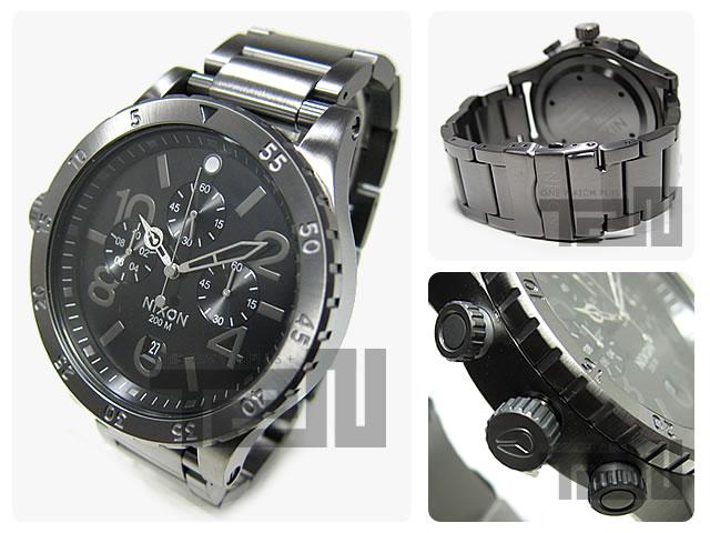 NIXON(ニクソン) THE 48-20 A486-632/A486632 クロノグラフ メンズウォッチ 腕時計