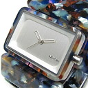 NIXON VEGA (Nixon Vega) A726-1116/A7261116 WaterColor Acetate/ watercolor painting acetate unisex watch watch
