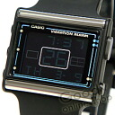 CASIO POPTONE (Casio pop tone) LDF-10-1AVDR/LDF10-1AVDR vibration notice function digital unisex watch