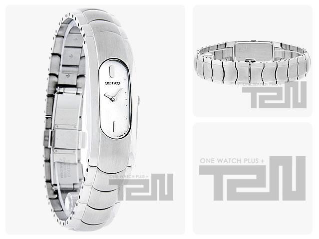 SEIKO (セイコー) SUJ451 ブレスレットタイプ メタルベルト シルバー レディースウォッチ 腕時計