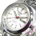SEIKO5 ( Seiko ) SEIKO / Seiko 5 SYMG61J1 automatic winding hand wrapped white ladies watch watches