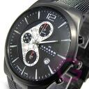 SKAGEN ( Skagen ) 906 XLTBB chronograph titanium black mens watch
