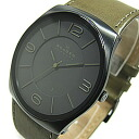 SKAGEN (Skagen) SKW6042 PERSPECTIV / perspectives leather belt black / olive green mens watch watches