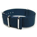 Substitute belt NATO strap for watches of the T2N Strap (T2N strap) AN20NT-4NAVY navy NATO nylon belt high quality nylon strap 4RING military taste