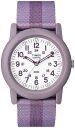 TIMEX (Timex) T2N259 Camper/ camper purple military men watch watch
