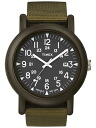 TIMEX (Timex) T2N363 Oversize Camper/ over size camper khaki military men watch watch