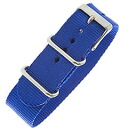 TIMEX ( Timex ) T7B915 Weekender / Weekender Central Park for the full-size 20 mm Nylon replacement belt Blue Watch