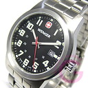WENGER (Wenger) Field Classic / field classic 72806 W stainless steel belt watch