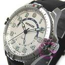 WENGER (Wenger) 77070 SQUADORN / Squadron GMT rubber belt pilot's watch