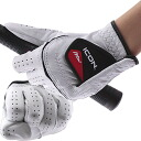 MD Golf MD icon cabretta gloves white