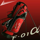 Wells wood Pro recommended! World Eagle F-01 α-mens stand bag fs3gm