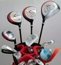 Fly's in the X7 drive! Men's 17-point Golf Club set fs3gm