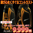 High quality golf bags in vividness! World Eagle latest CBX007 Black / Sun-Orange golf bags fs3gm