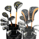 fs3gm for 14 points of world eagle 5Z-BLACK men golf club full set black bag right
