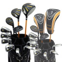 World Eagle 5 Z full set + CBX Caddy back 14 points right-handed golf clubs set