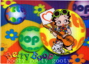 (Betty) Betty Boop betty boop picture postcards cute 3D post card picture changed Betty Guitar