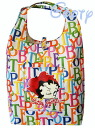 (Betty) Betty Boop BETTY BOOP tote bag eco bag print new logo white