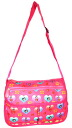 (Betty) Betty Boop BETTY BOOP shoulder bag diagonally over bag pilot bag Pochette general light pink cute and filled pocket